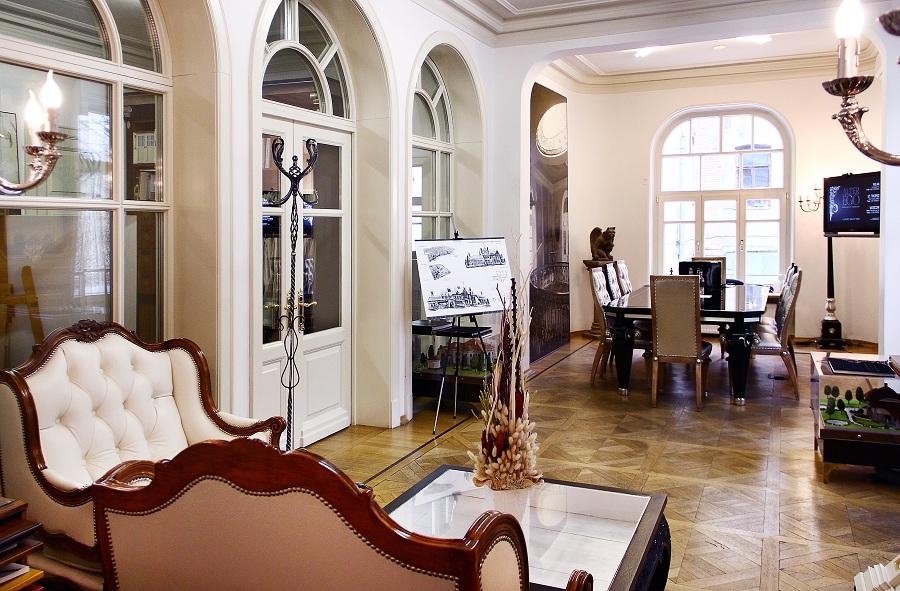 Московский офис ALTER EGO: дух Старого Арбата вдохновляет на современные идеи