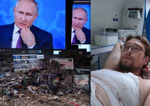 На активиста в Тамбовской области напали с ножом после «Прямой линии» с президентом