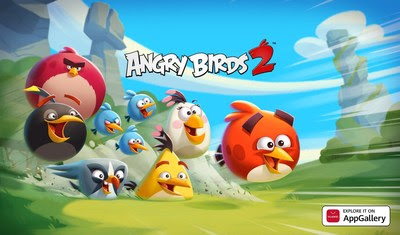 Angry Birds 2 становится доступной на платформе AppGallery