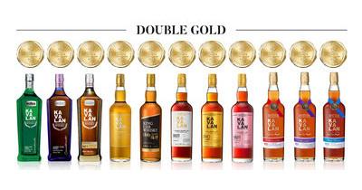 Вискарней года на Всемирном конкурсе спиртных напитков в Сан-Франциско 2021 названа Kavalan