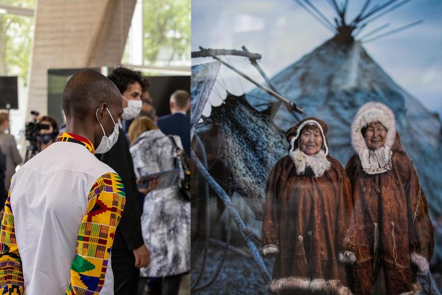 Штаб-квартира ЮНЕСКО в Париже экспонирует снимки российского фотографа