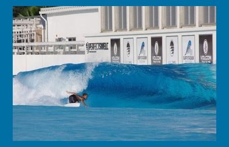 В серфинг-бассейне PerfectSwell® будут тренироваться олимпийцы сборных США и Японии