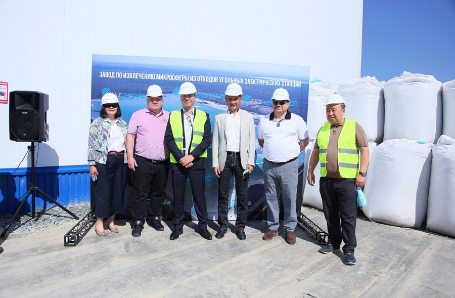 Бизнес на экологии: «KazCenosphere's» начала работу в Павлодаре