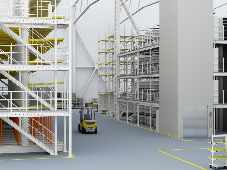 Организация склада на производстве: основные правила