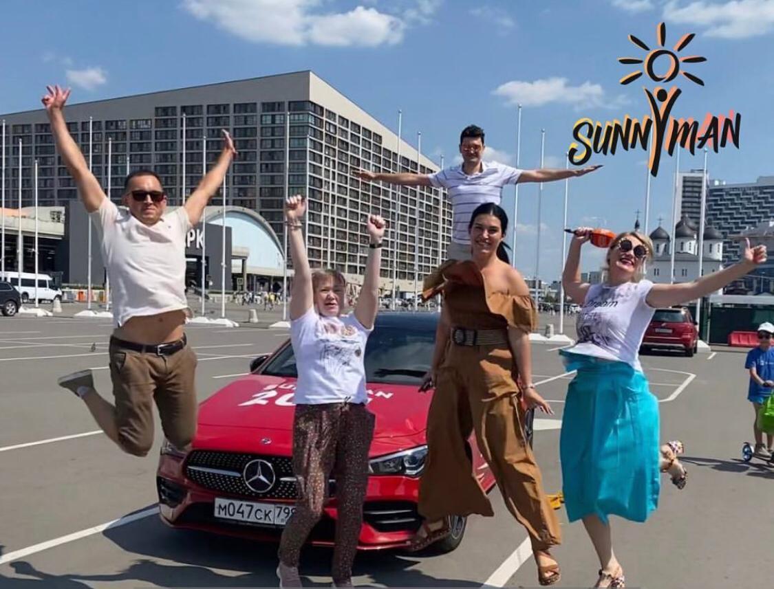 Участники подвели итоги марафона  саморазвития SunnyMan 2.0.