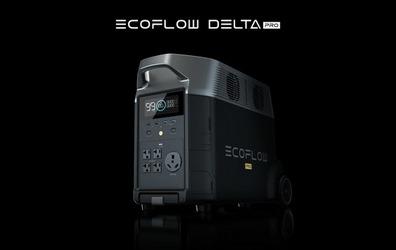 Полнофункциональную экосистему батарей EcoFlow DELTA Pro выпустила EcoFlow