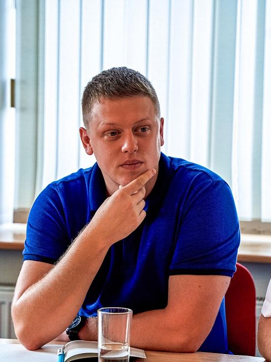 Игорь Шумилин собрал круглый стол из футбольных экспертов