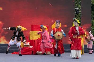 Город международного туризма построят в Хуаньцзян-Маонаньском автономном уезде