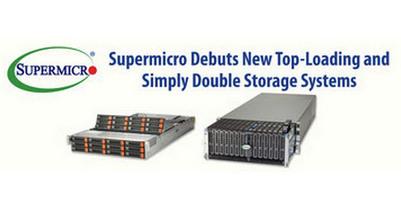 Лучшие в своем классе высокопроизводительные системы хранения запускает Supermicro