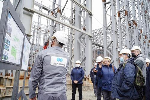 «Норникель» завершил первый этап реабилитации водных объектов Норильского промышленного района