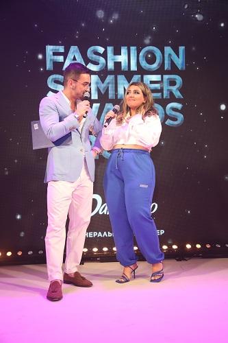 В продолжение спора о фрешменах: Долина убедилась в профессионализме молодых исполнителей посетив премию Fashion Summer Awards 2021