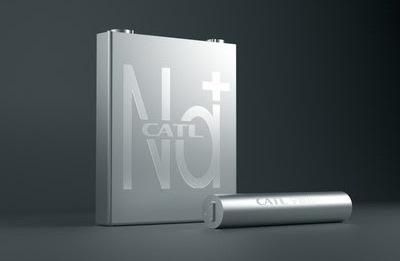CATL анонсировала выпуск I поколения натрий-ионных аккумуляторов