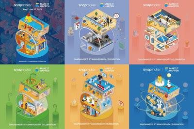 Юбилейную кампанию запускает разработчик цифровых решений Snapmaker