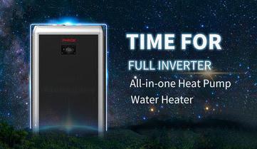 PHNIX представила новый универсальный инверторный водонагреватель airExpert-Inverter