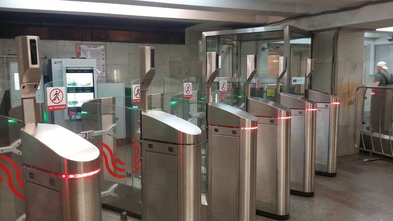 В метро Москвы запустили тестирование системы Face Pay