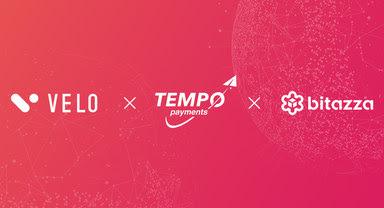 Революционный процесс в сфере международных платежей запустили Velo Labs, TEMPO Payments и Bitazza