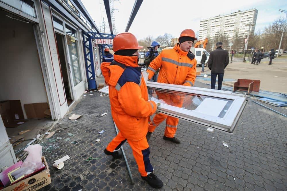 Собянин распорядился ускорить ликвидацию самостроев в Москве