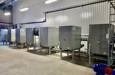 Новую модель водоохладителя серии HeatMax выпустила PHNIX