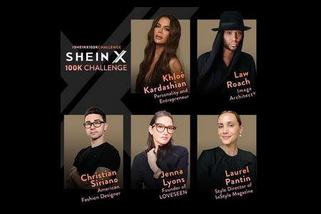 30 начинающих дизайнеров станут участниками серии конкурсов SHEIN X 100K