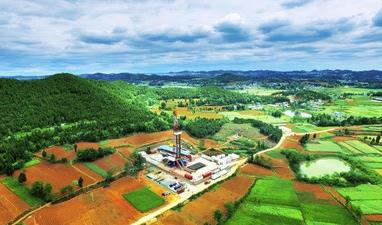 Sinopec сообщила о новом крупном открытии на газовом месторождении Чжунцзян