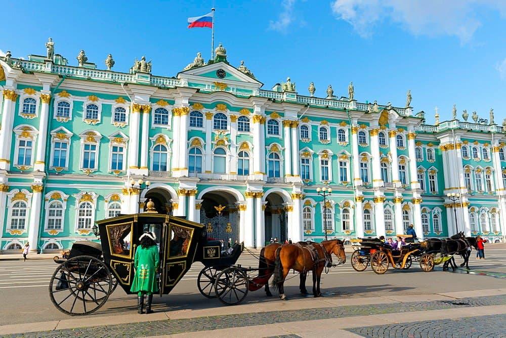 В Москве откроется филиал «Эрмитажа»