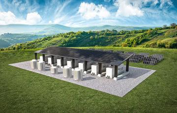 EDT декарбонизирует производство электроэнергии с помощью решения Kokam