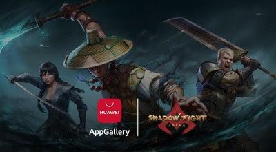 Shadow Fight Arena пользователям представит AppGallery в партнерстве с Nekki