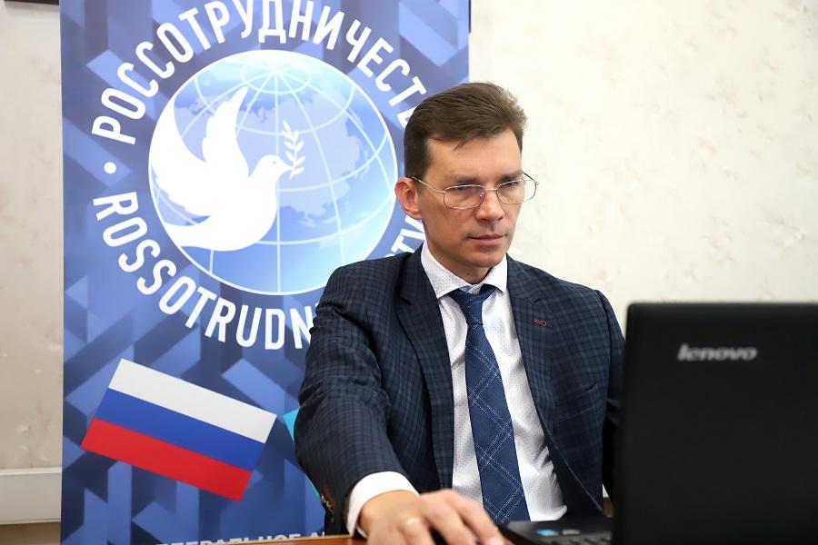 Состоялось международное экспертное заседание по вопросам сотрудничества России и Узбекистана