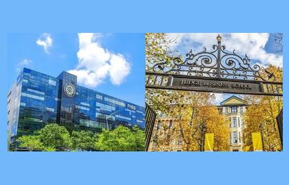 О планах по развитию долгосрочного сотрудничества сообщили Школы бизнеса HSBC и Кембриджа