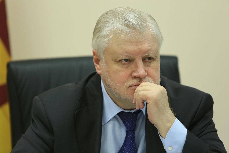 Сергей Миронов: Мигранты обязаны платить дополнительные налог на денежные переводы в среднеазиатские республики