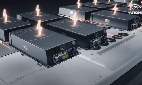 Новейшую технологию безопасности электробусов YESS анонсировала Yutong