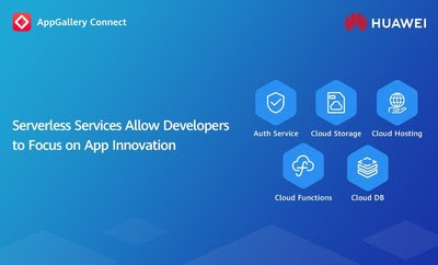 HUAWEI AppGallery Connect продвигает использование внесерверной обработки данных