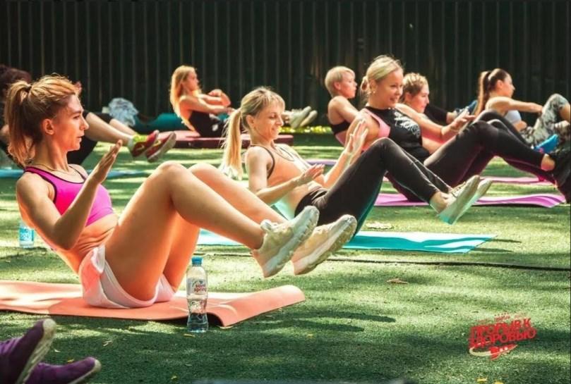 Физкультурно-оздоровительная программа «Прорыв к здоровью» объединяет 43 региона России