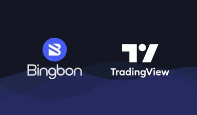 Новейшим брокером на платформе TradingView становится Bingbon