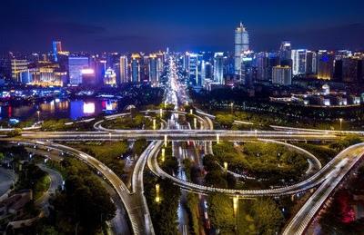 В Наньнине растет количество ночных экономических демонстрационных зон