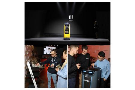 В России состоялась презентация робототехнической системы KettyBot
