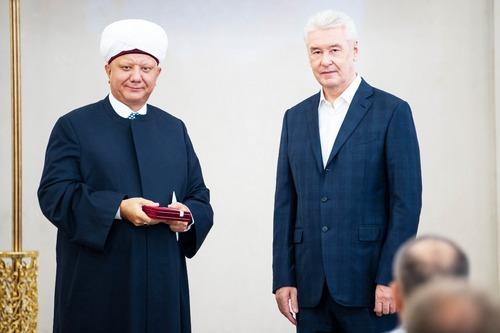 Альбир Крганов награжден орденом «За заслуги перед Отечеством»