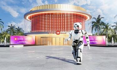 Робот UBTECH Panda выступит в роли посла мира и дружбы на Expo 2020 Dubai