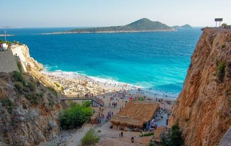 Турецкие здравницы открывают бархатный сезон