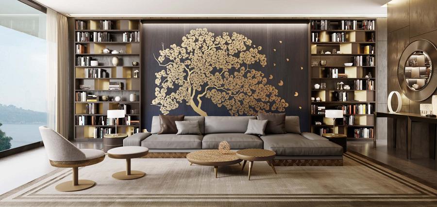 Алхимия итальянского дизайна: золотой век декора