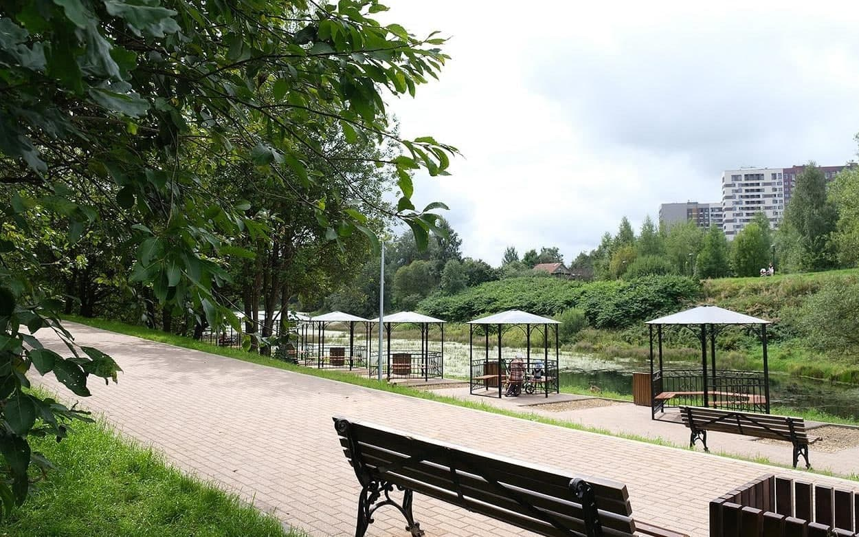 Собянин: в Зеленограде откроется новый парк
