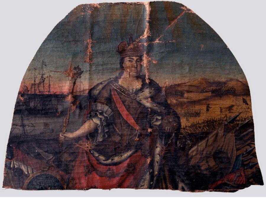 ГЕРОФАРМ помогла ГМЗ «Царское село» стать обладателем прижизненного изображения Екатерины I