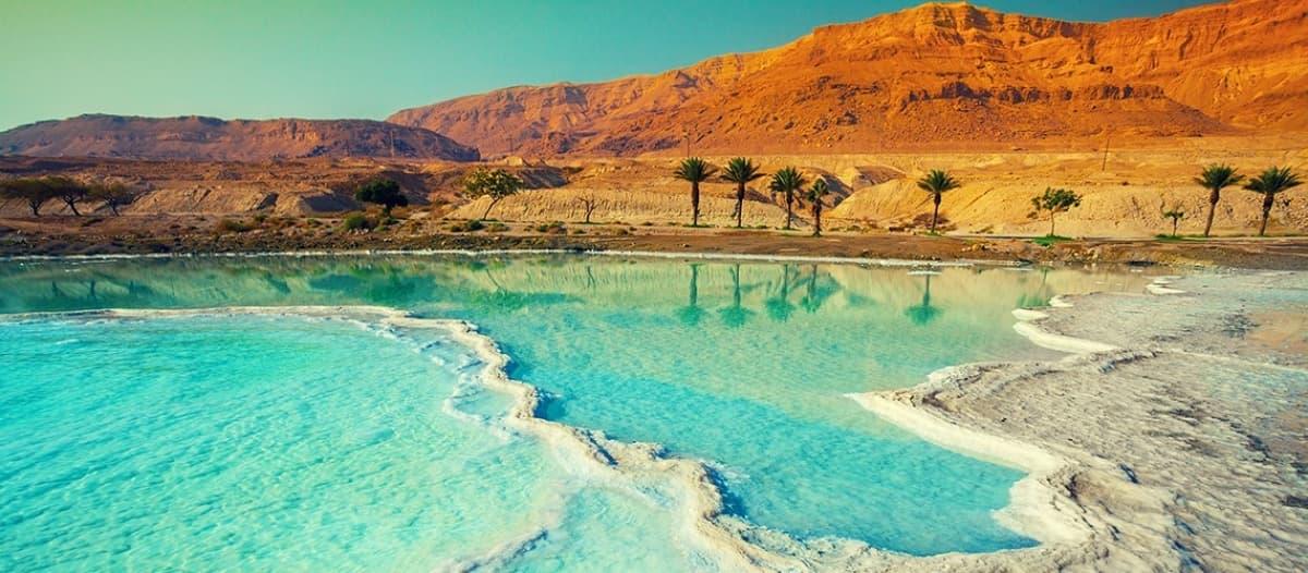 Грязи Мертвого моря: польза и области применения