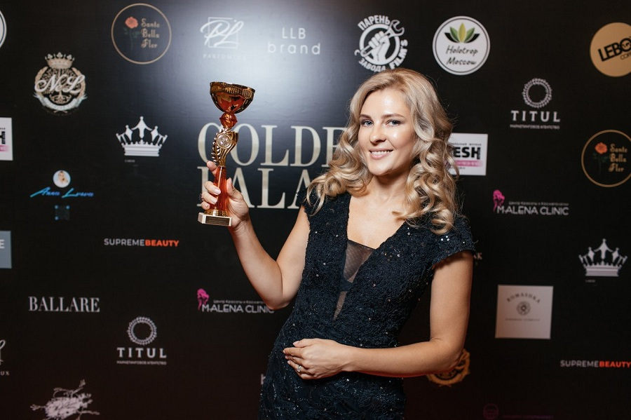 В Москве наградили успешных женщин
