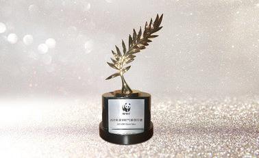 О получении премии WWF Climate Solver Award 2020 сообщила Huawei