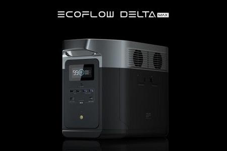 Компания EcoFlow выпустила электростанцию EcoFlow DELTA Max