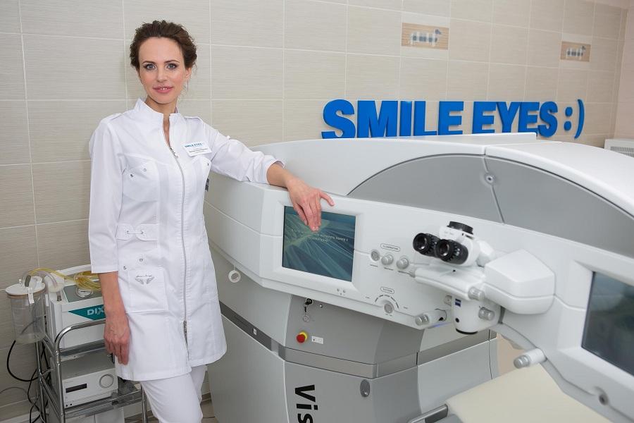 В преддверии международного дня зрения офтальмолог напомнила о мерах профилактики