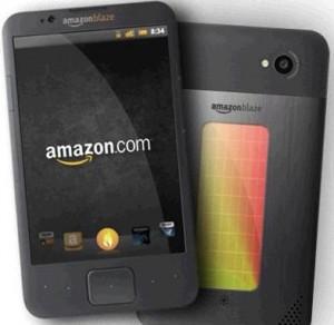 Осенью Amazon представит смартфон с 3D-дисплеем