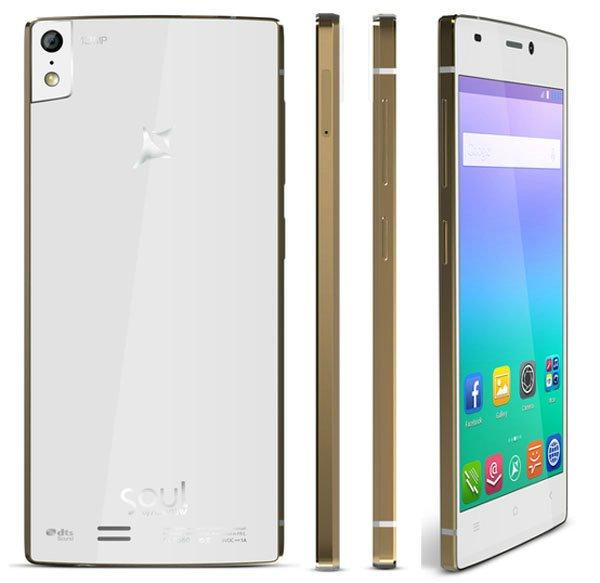 Allview X2 Soul Mini – один из тончайших смартфонов в мире