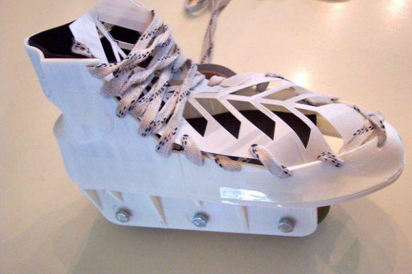 3D-печатные роликовые коньки от Mizchief100